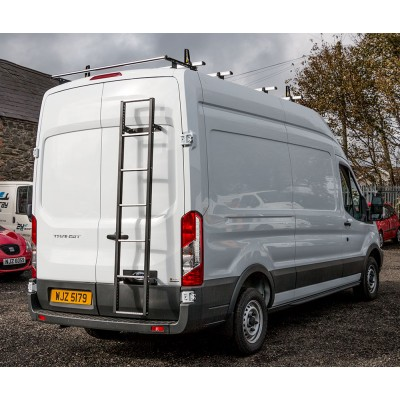 Ford Transit - Rear Door Ladder - 7 Step