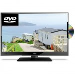 "C16230F - 12v & 230v 16"" HD LED TV with Freeview and DVD Player"