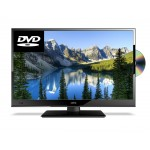 "C22230FT2 - 12v & 230v 22"" Full HD LED TV with Freeview T2 HD and DVD Player"