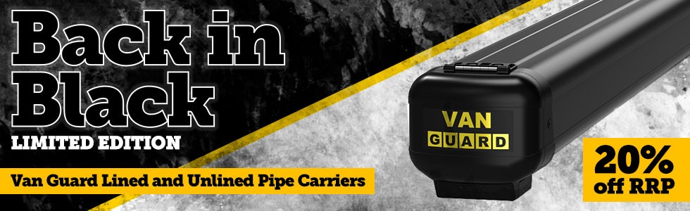 Back in Black - Van Guard Pipe Cariers