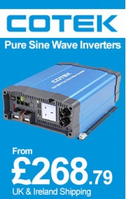 Cotek Pure Sine Inverters