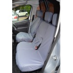 Citroen Berlingo Front Seat Covers - Grey