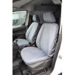 Ford Transit Connect Front Seat Covers - Grey