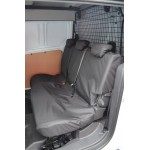 Ford Transit Connect Rear Seat Covers - Black