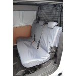 Ford Transit Connect Rear Seat Covers - Grey