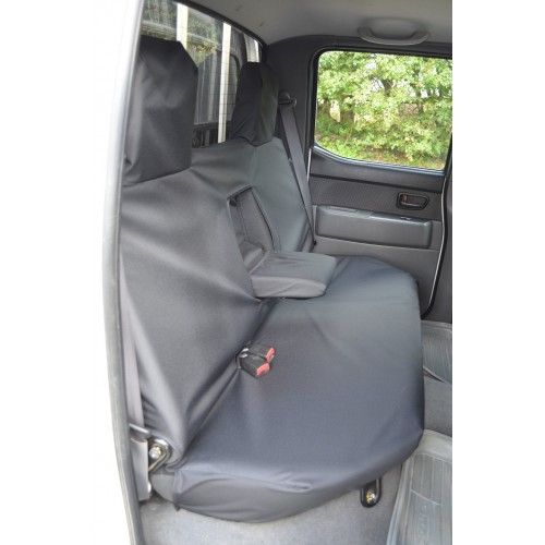 ford ranger rear seat covers black. Black Bedroom Furniture Sets. Home Design Ideas