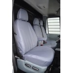 Ford Transit Front Seat Covers - Grey