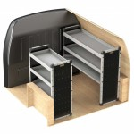 Trade Van Racking - Citroen Berlingo L1 H1 KiT