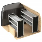 Trade Van Racking - Peugeot Partner L2 H1 Kit