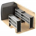 Trade Van Racking - Renault Trafic L2 H1 Kit