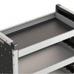 Rubber Matting for 750mm Shelf - Trade Van Racking