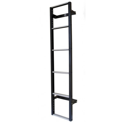 Ford Transit - Rear Door Ladder - 6 Step