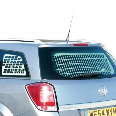 VG121-E-P - Vauxhall Astra Estate Security Grilles
