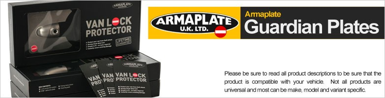 Armaplate Security Plates